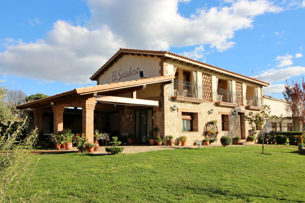 casa rural en Jarandilla
